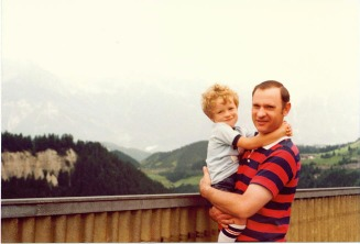 Timmy and Me in Austria